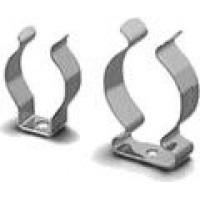 Клипса металлическая LST 15.011 (под Т8),  LST 17.011 (под Т5)