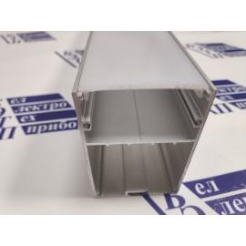 Профиль алюминиевый ТПК-018